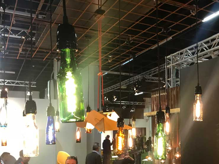 Retrofit Leuchtmittel auf der IMM Köln 2018
