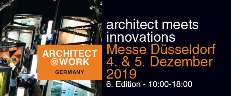 ARCHITECT@WORK 2019